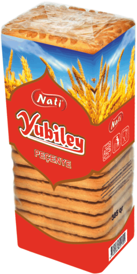 """YUBILEY"" BISCUITS"